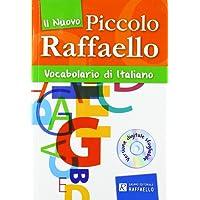 """Nuovo dizionario italiano """"piccolo raffaello"""". Con CD-ROM"""