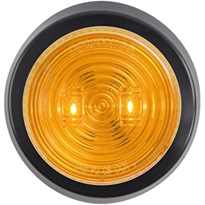 Optronics MCL527AK Amber LED Clearance Light: Automotive