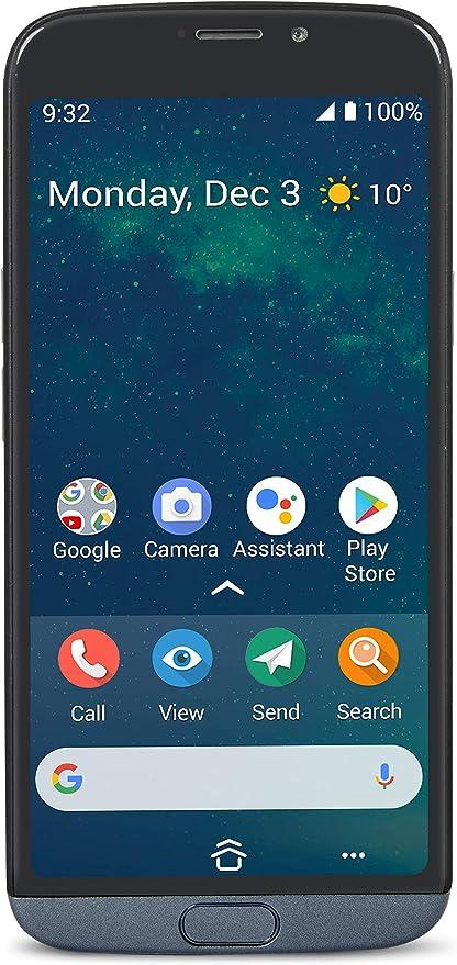 Doro 8050 - Smartphone con cámara desbloqueada de 13 MP para ...