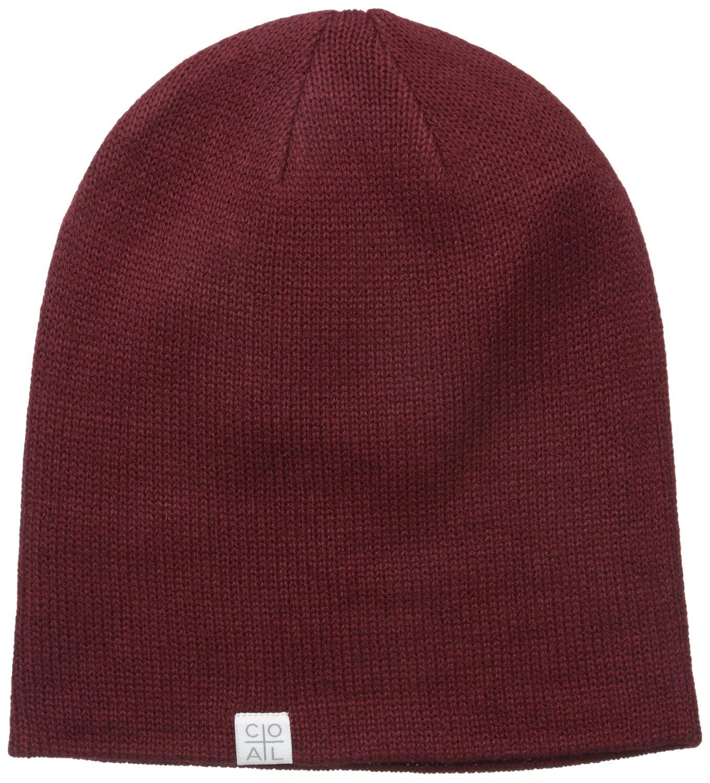 260a34614ac60 Amazon.com  Coal Men s The FLT Fine Knit Beanie Hat