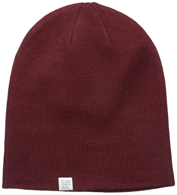 Amazon.com  Coal Men s The FLT Fine Knit Beanie Hat 387b3f28972d