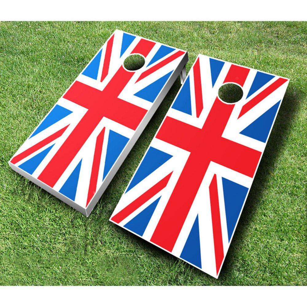 イギリス国旗Tournament Cornhole Set B005I5VQ3M