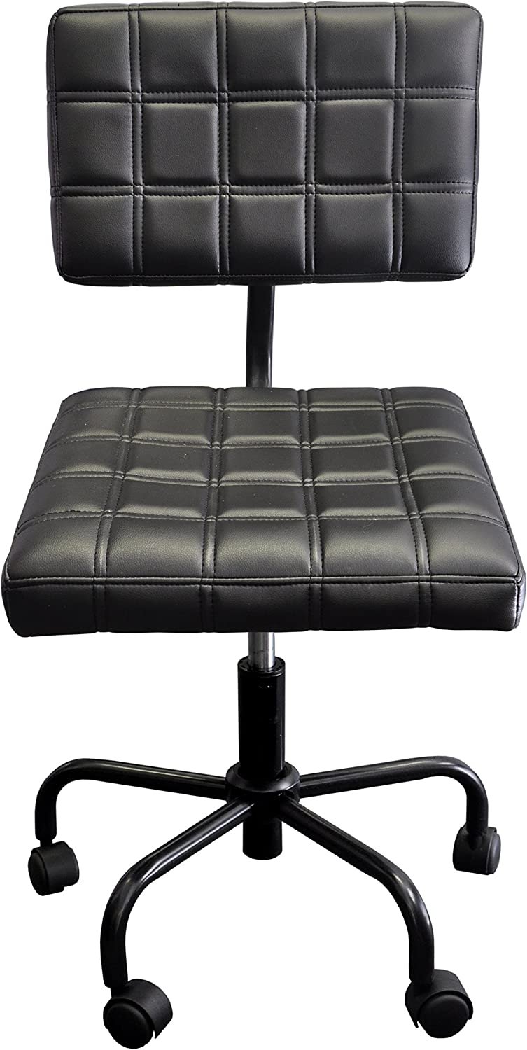 office computer red black top leather chair desk vision chairs contemporary cheap armless matchless