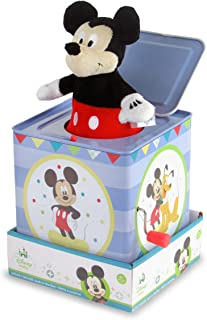 Disney Mickey Jack-in-the-Box Instrument  sc 1 st  Amazon.com & Amazon.com: Schylling Sock Monkey Jack in the Box: Toys u0026 Games Aboutintivar.Com