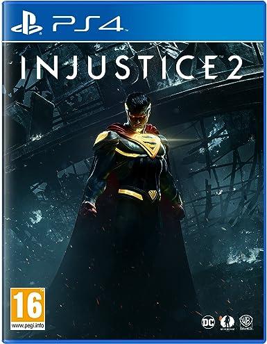Injustice 2 - Standard Edition: Amazon.es: Videojuegos