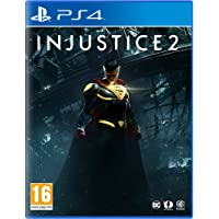 INJUSTICE 2 WITH DARKSEID DLC By Warner Bros Interactive Region 2 - PlayStation 4