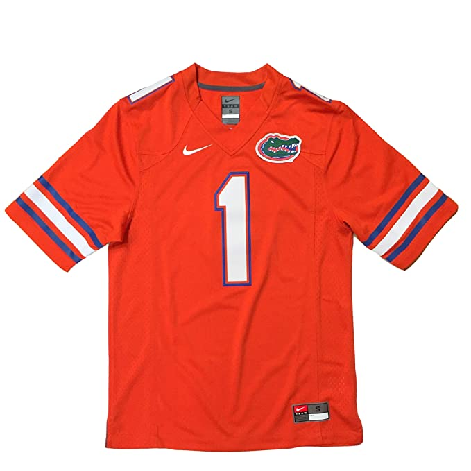 Amazon.com: Florida Gators Nike # 1 Naranja Alternate ...