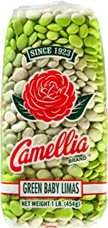 product image for Camellia Brand Dry Green Baby Lima Beans, 1 Pound Bag