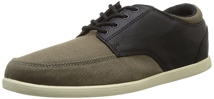 Reef Whaler Premium, Baskets mode homme - Multicolore (Chocolate/Brown), 44 EU