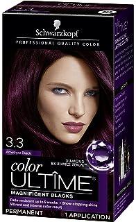 Amazon Com Schwarzkopf Keratin Color Permanent Hair Color Cream