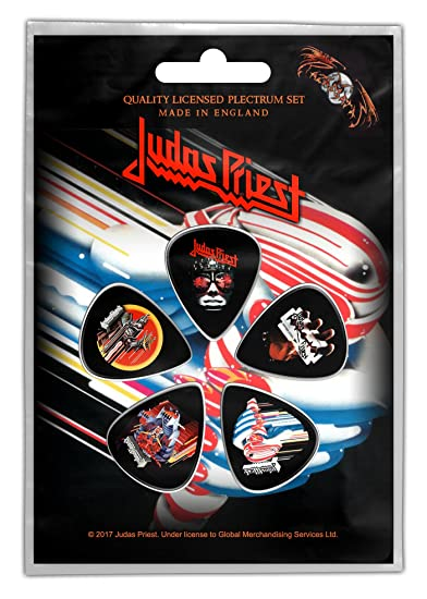 Judas Priest Guitar Picks - Turbo