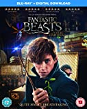 Fantastic Beasts and Where To Find Them [Blu-ray + Digital Download] [2016]