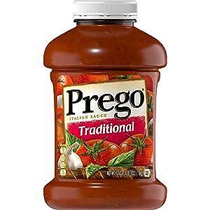 Prego Pasta Sauce, Traditional, 67 oz