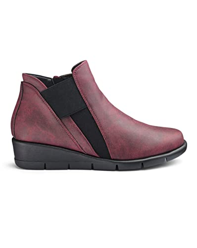 shopping lowest discount new style JD Williams Womens Cushion Walk Ankle Boots: Amazon.co.uk ...