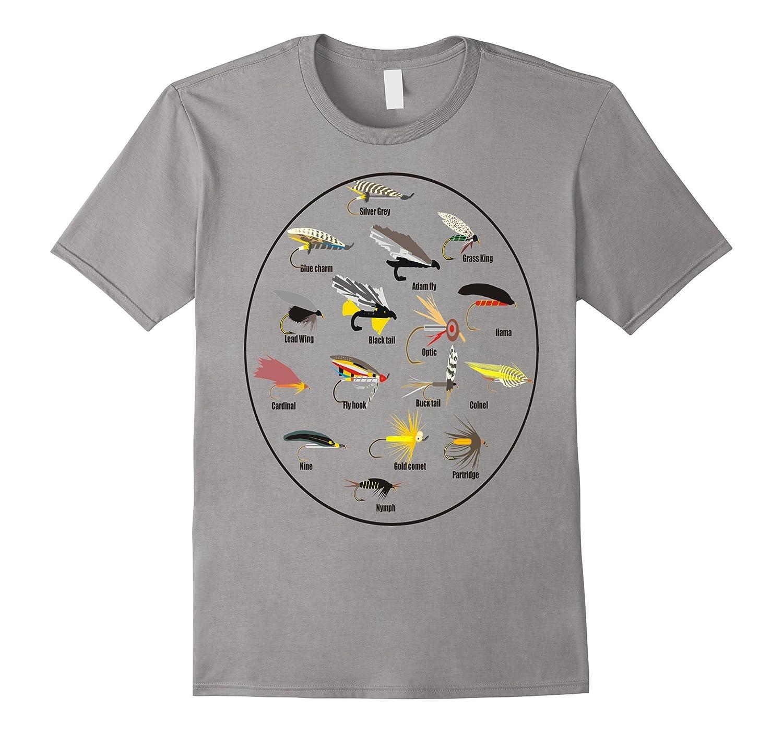 Fly fishing t shirt for men women boys girls goatstee for Women s fishing t shirts
