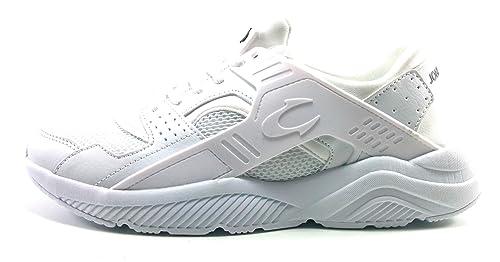 John Smith Roxin Zapatilla Hombre Blanca Casual: Amazon.es: Zapatos y complementos