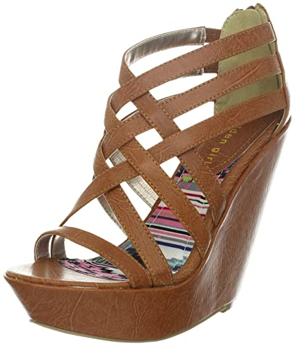 afd70ab6a Madden Girl Women s Reeds Wedge Sandal