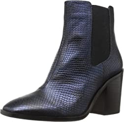9a149685527 The Fix Women s Delany Block-Heel Chelsea Ankle Boot