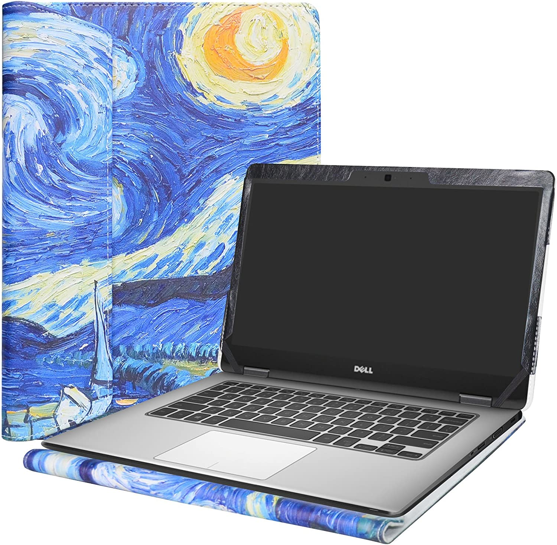 "Alapmk Protective Case Cover for 14"" Dell Latitude 14 5491 5495 5490 5480 5488 e5470 / Latitude 14 e7470 Series Laptop(Warning:Not fit Latitude 14 7490 7480 E7450/Latitude 14 E5450),Starry Night"
