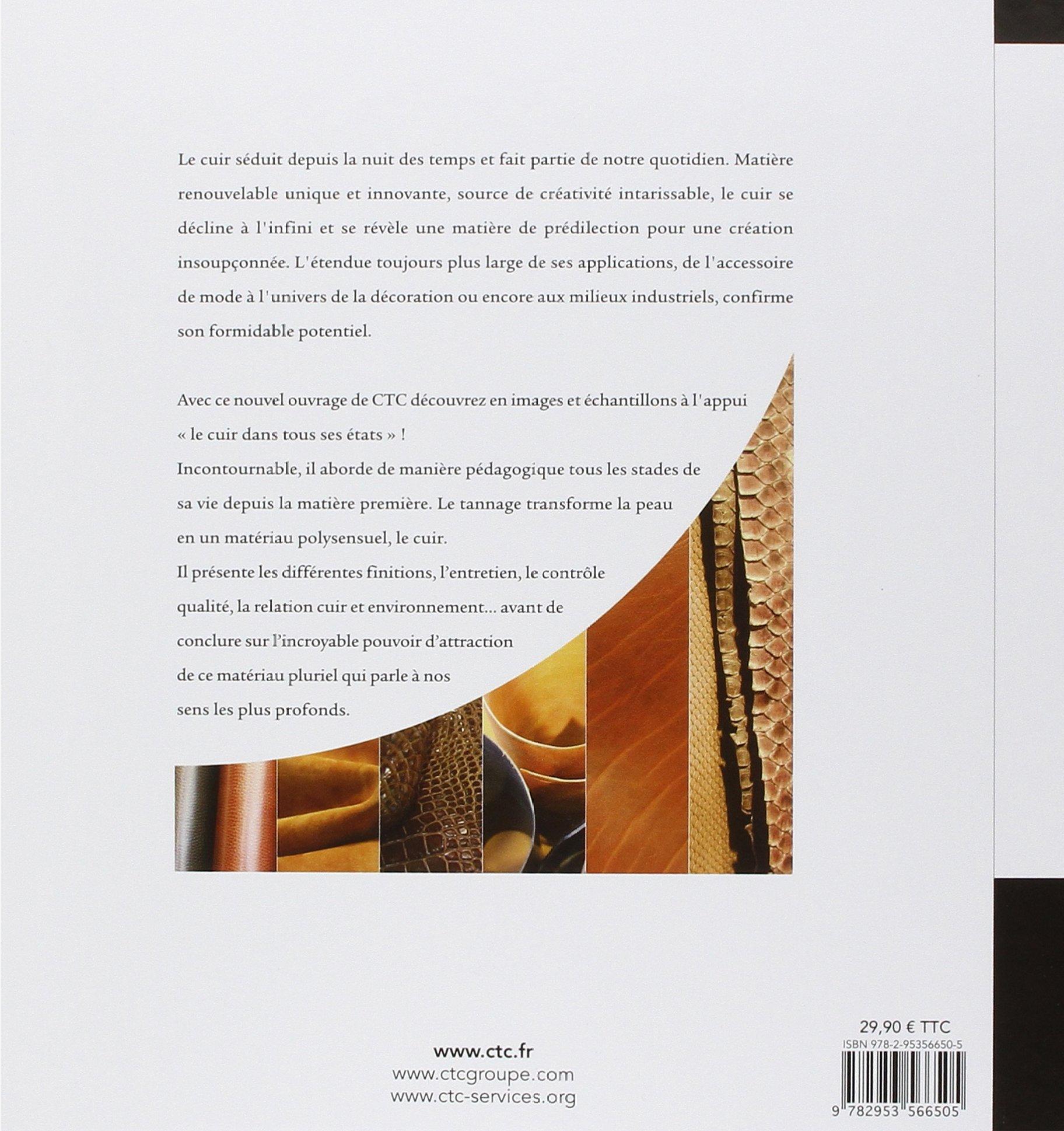 Amazon.fr   Le Cuir Dans Tous Ses états   Collectif   Livres