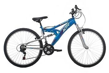 Raleigh Activ Spectrumwomens Mountain Bike Blue 16 Inch Steel