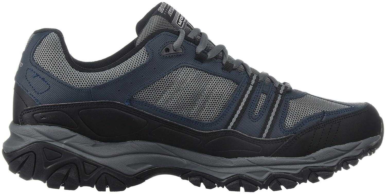 Skechers-Men-039-s-After-Burn-Memory-Fit-Strike-Off-Lace-Up-Sneaker thumbnail 39