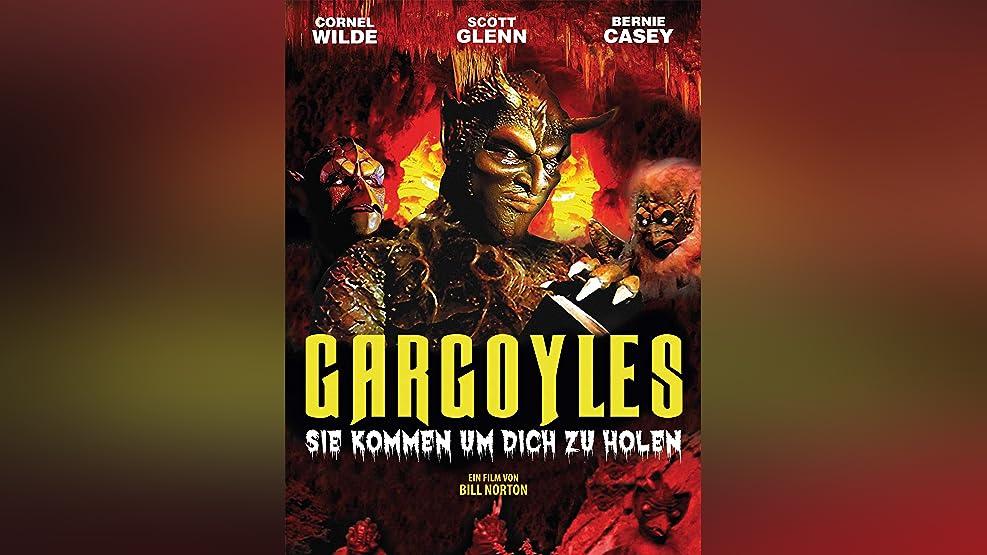 Gargoyles- Sie kommen dich zu holen