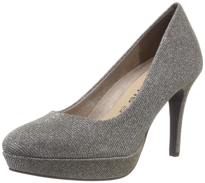 TALLA 39 EU. Tamaris 22414-21, Zapatos de Tacón para Mujer