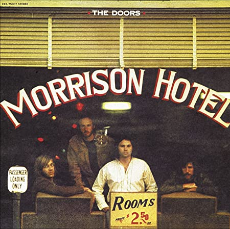 Buy Morrison Hotel 180 Gram Lp Online At Low Prices In India Amazon Music Store Amazon In