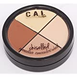 C.A.L Los Angeles Chiselled Contour Corrective Kit, Shade 2
