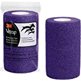 "3M Vetrap 4"" Bright Color Bandaging Tape, 4""x 5 Yards"