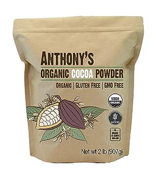 Anthony's Organic Non GMO Cocoa Powder