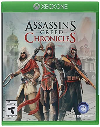 Amazon Com Assassin S Creed Chronicles Xbox One Standard