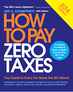 Amazon us master tax guide 2018 ebook cch tax law editors how to pay zero taxes 2018 your guide to every tax break the irs fandeluxe Images