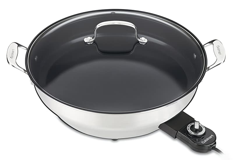 Cuisinart GreenGourmet 14-Inch Skillet Review