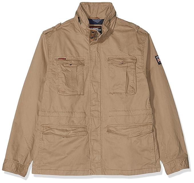 Superdry Military Everest Coat (Men's) Best Price   Compare