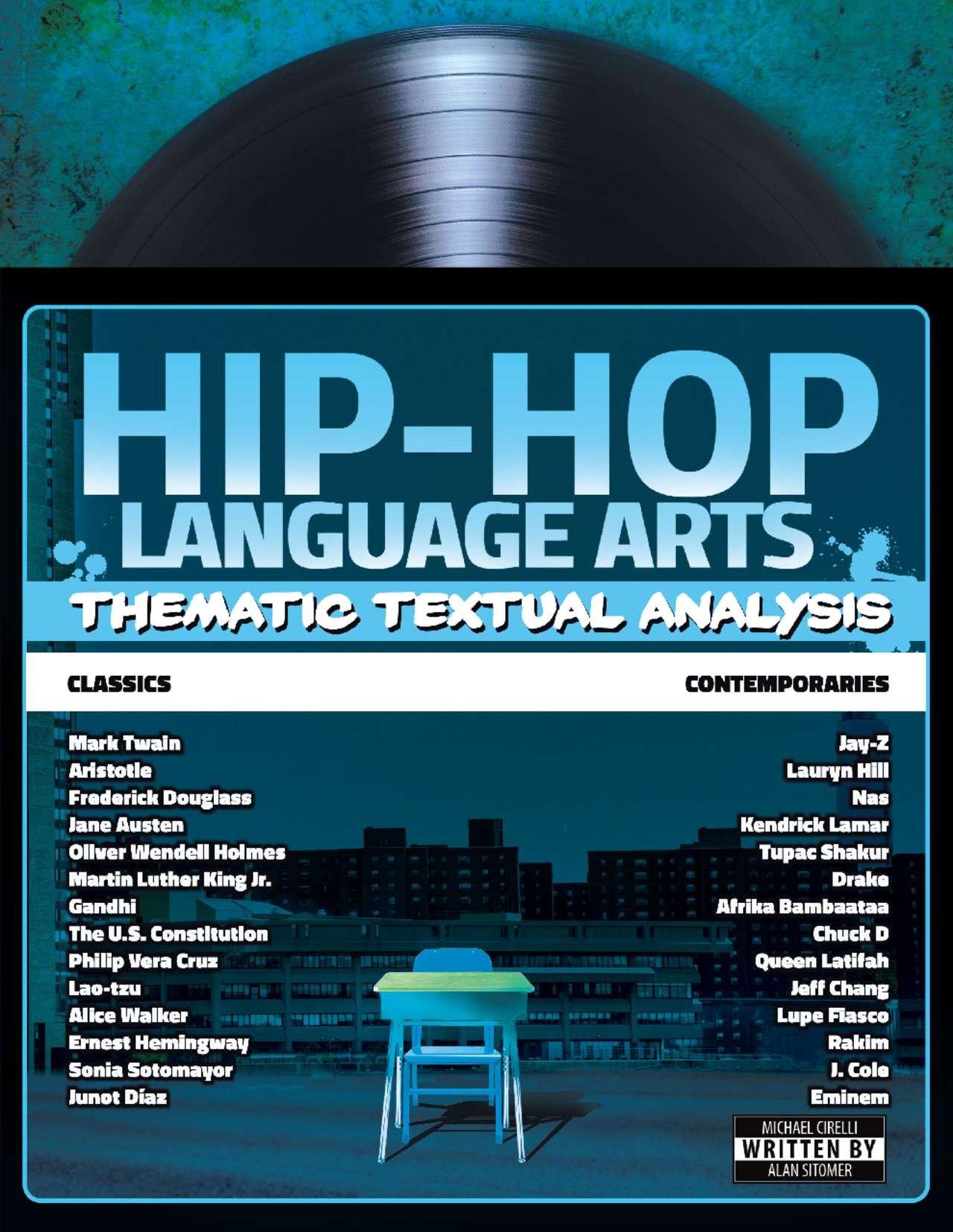 Download Hip-Hop Language Arts: Thematic Textual Analysis pdf epub