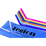 Tegion Slender Reusable Silicone Drinking Straws With Brush and Storage Pouch-For 20 30 Ounce Yeti Rtic 24 Ounce Tervis Tumblers 9 Pack
