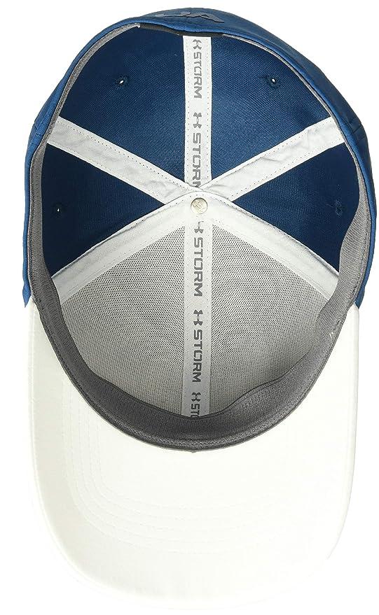 Under Armour Gorra Gráfica De Temporada para Hombres Golf, White ...