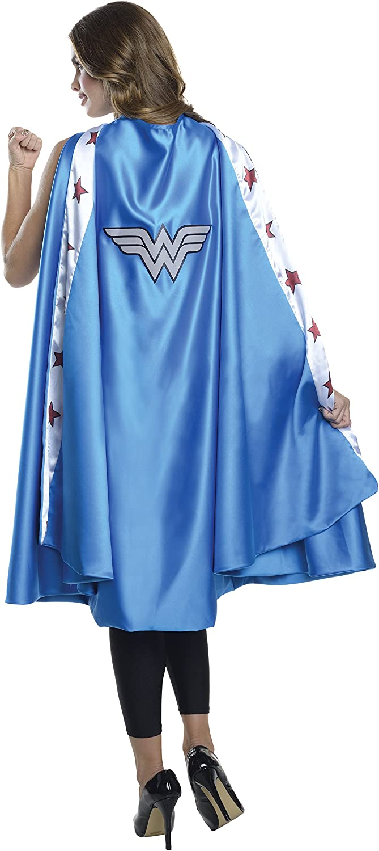 Rubie's Costume Co Women's DC Superheroes Deluxe Wonder Woman Cape