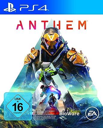 c0972a67d053af Anthem - Standard Edition -  PlayStation 4   Amazon.de  Games
