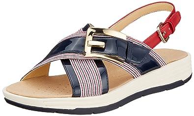 Womens D Koleos F Open Toe Sandals Geox gwQw0