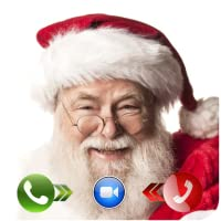 Incoming Video Live Voice Call From Santa Claus - Prank For Kids
