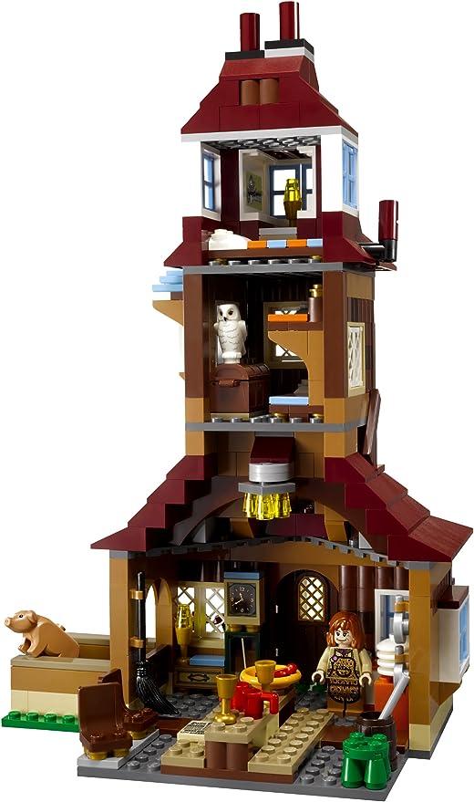 Amazon Com Lego Harry Potter The Burrows 4840 Toys Games