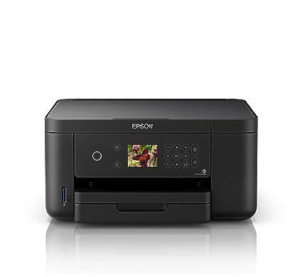 Epson Expression Home XP-5100 - Impresora Color, Negro Mate