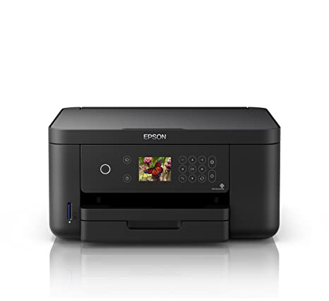 Epson Expression Home XP-5100 - Impresora Color, Negro Mate