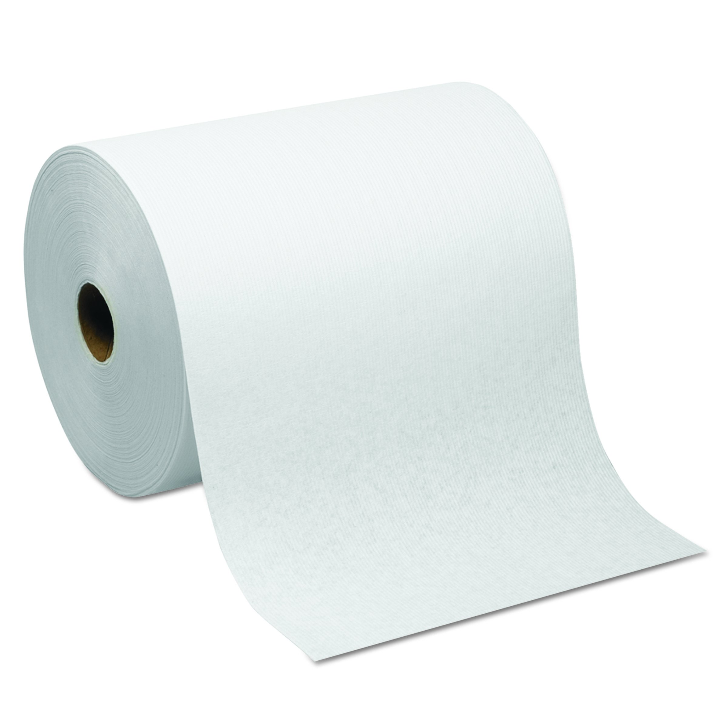 Towlmastr 218-25 Y-Series 2000 Paper Towel Roll, 7.625'' Width x 450' Length, White (Pack of 12)
