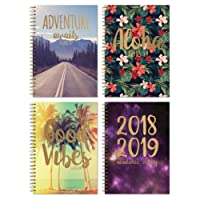 2018-2019 Academic Week To View WiroBound Hardback Diary-3095
