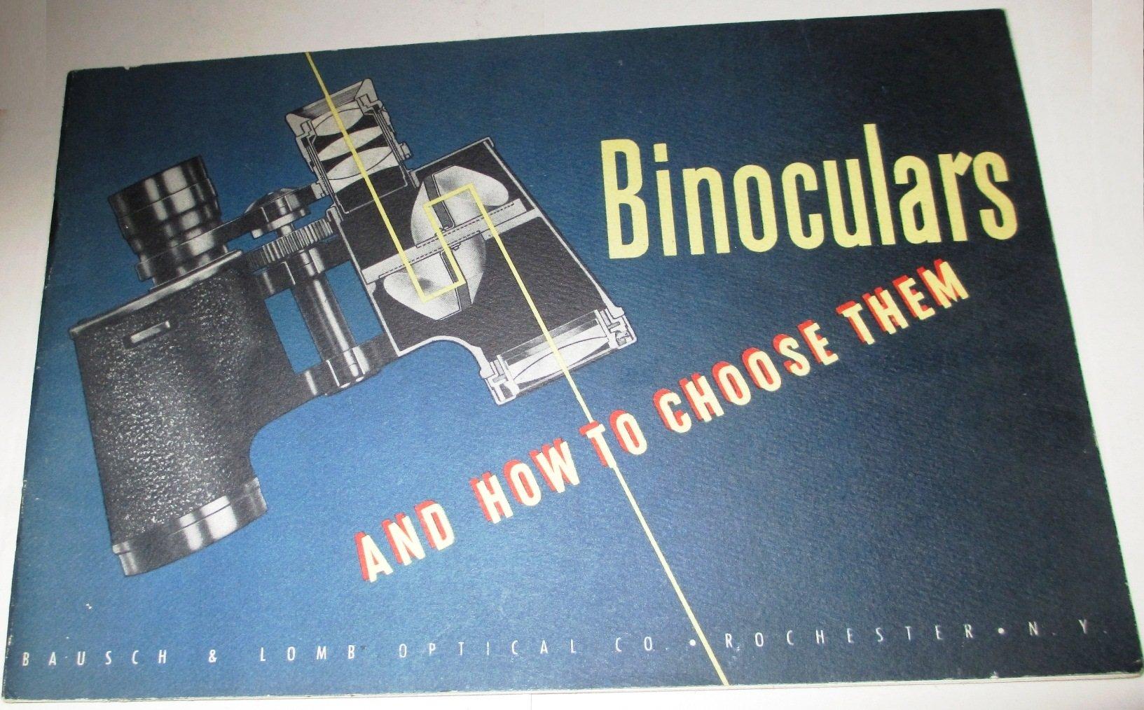 Binoculars and How to Choose Them: Amazon com: Books