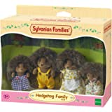 Sylvanian Families 4018 4018-Igel Familie von Stachel, Puppenfamilie, Mehrfarbig